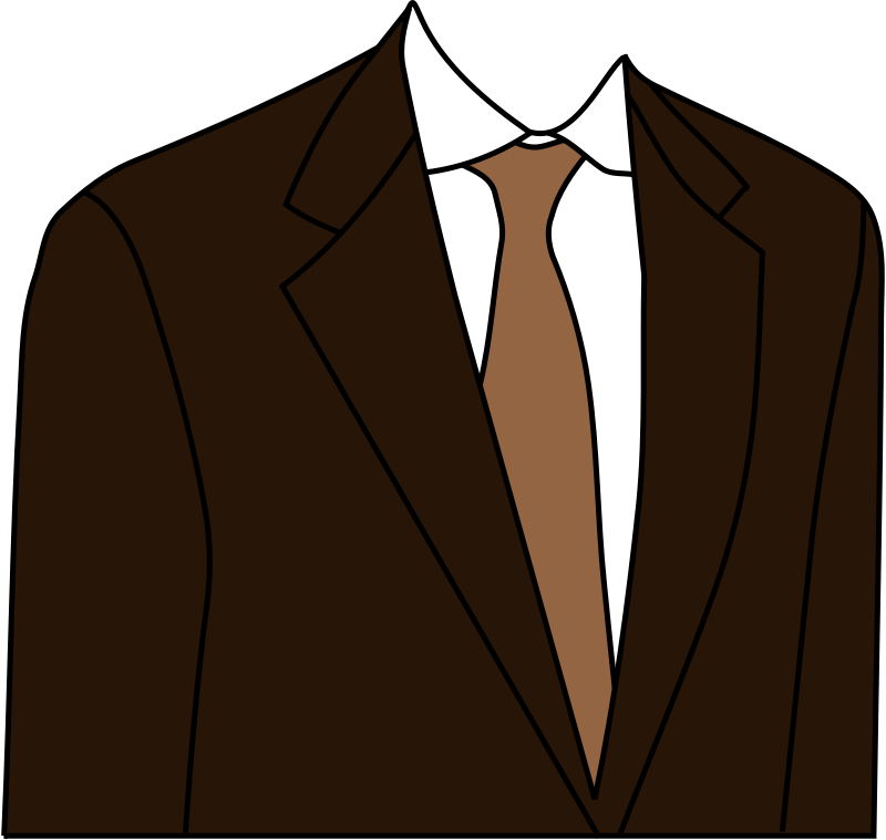 Free Brown suit