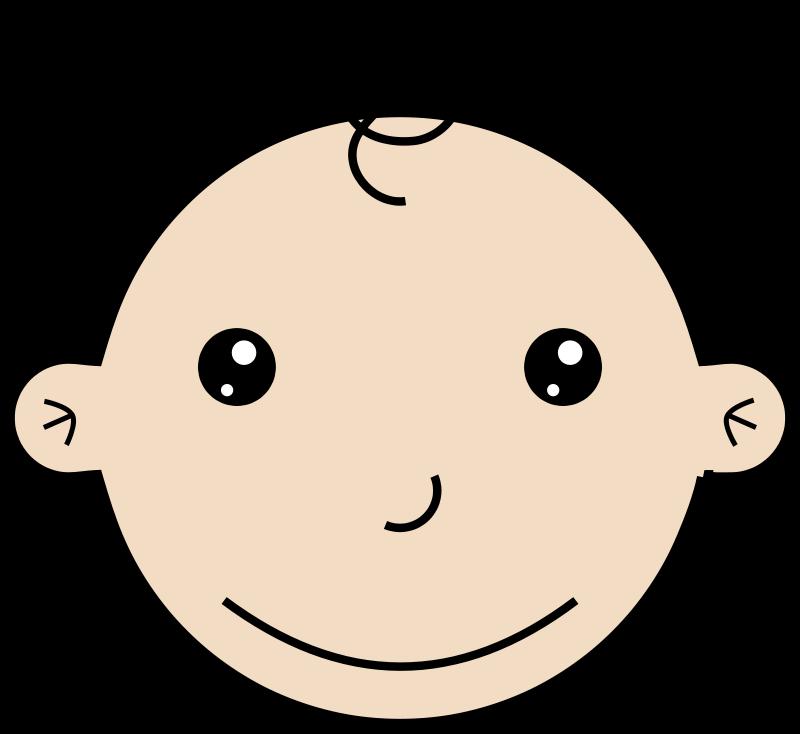 Free Smiling baby