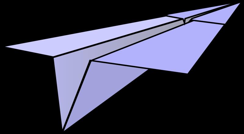 Free paper airplane