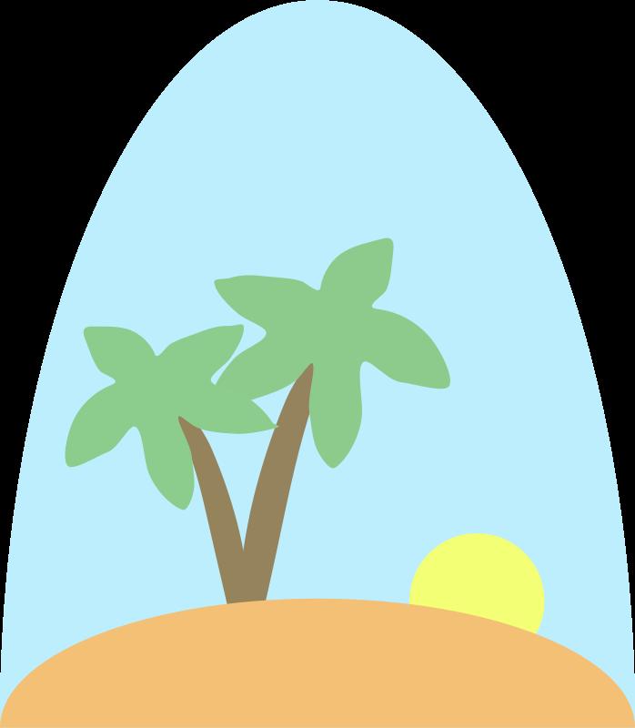 Free Island scene