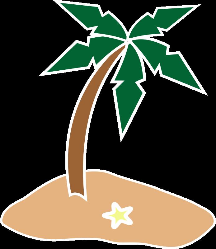 Free Simple island