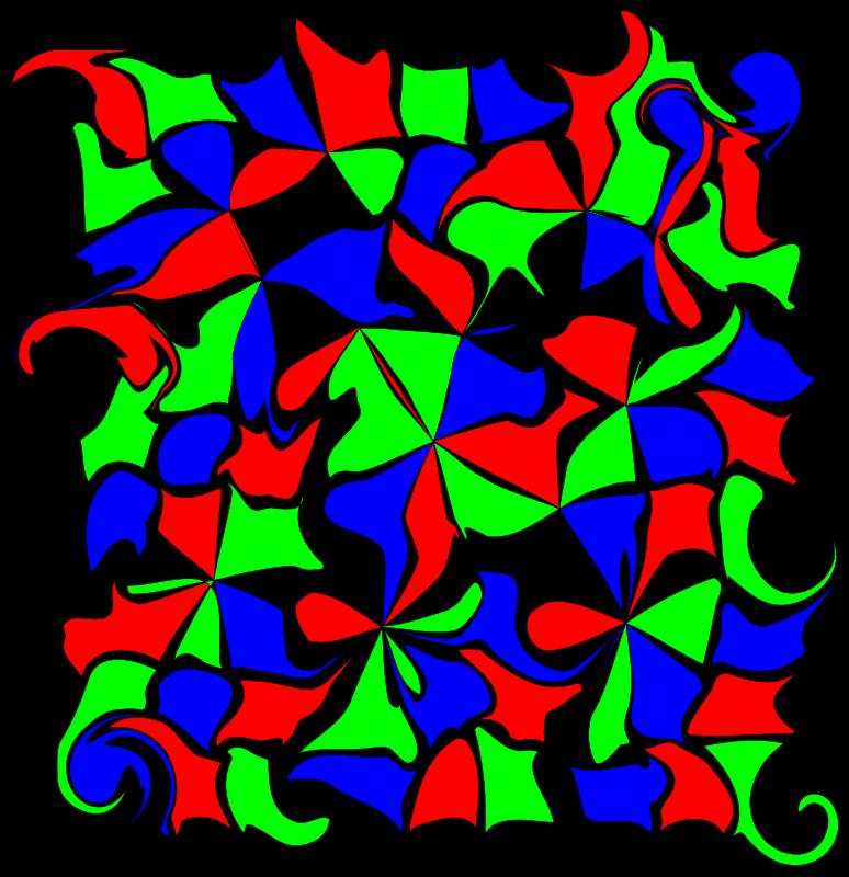 Free RGB,RGB pattern