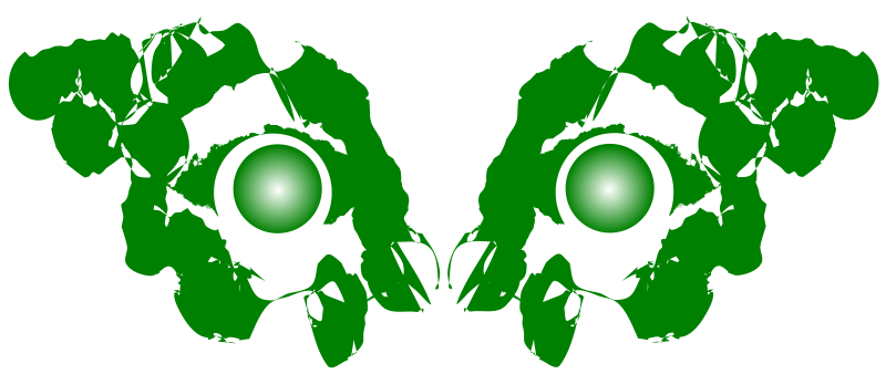 Free Eye,green,