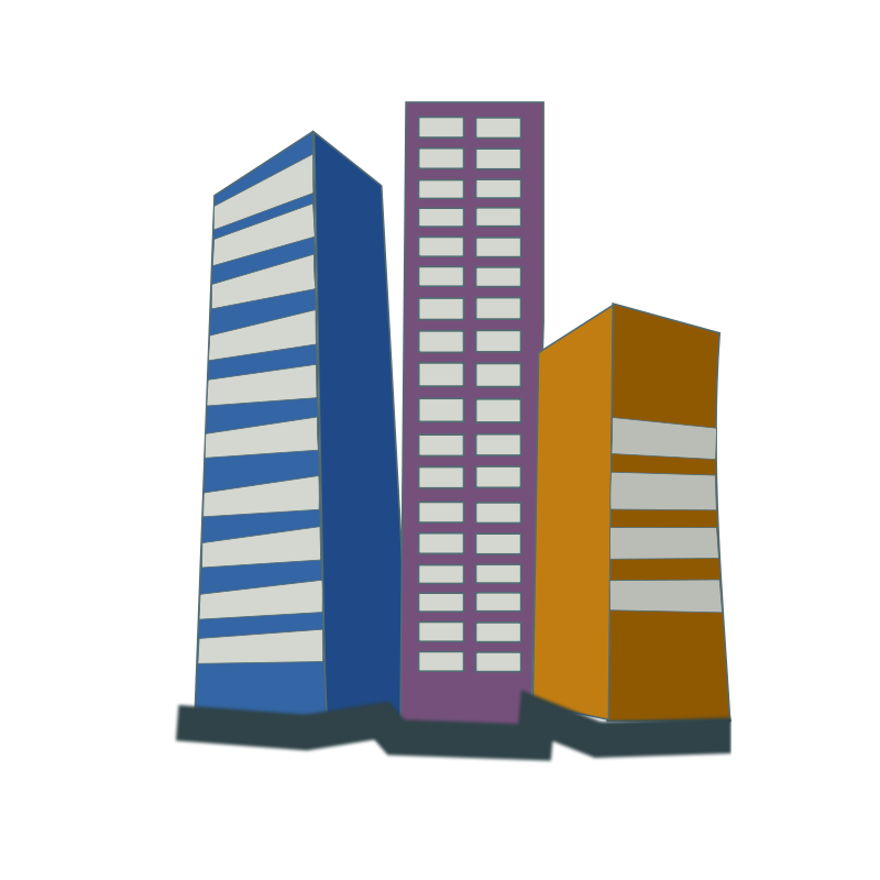 Free Clipart: Real-estate-icon-64x64 | Buildings | netalloy