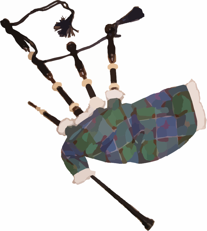 Free Great Highlands Bagpipes