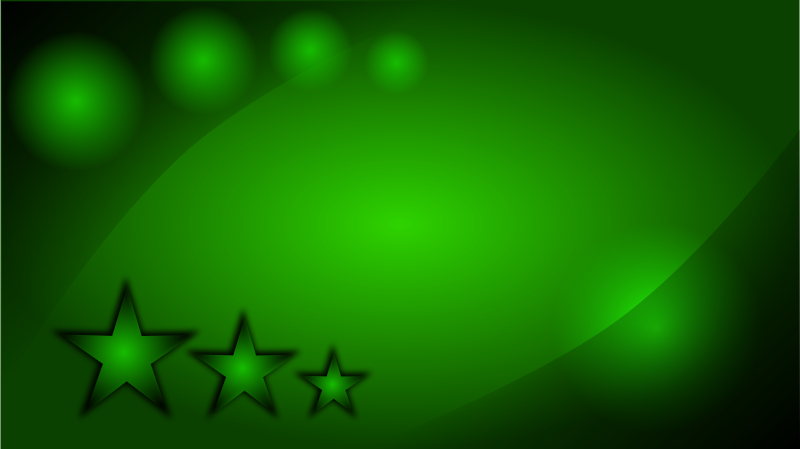 Free Green Abstract Wallpaper