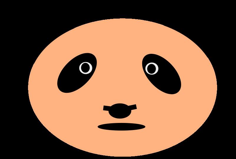 Free Clipart: Panda, bujung, Tonrak | aungkarns