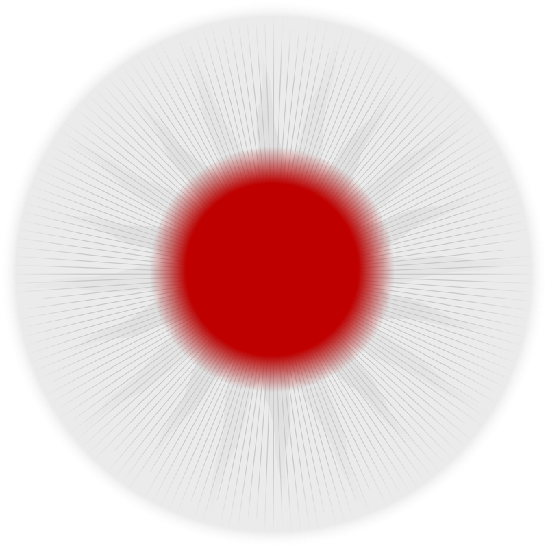 Free Rounded Japan flag