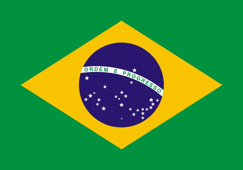 Free Bandeira do Brasil - Flag Brazil