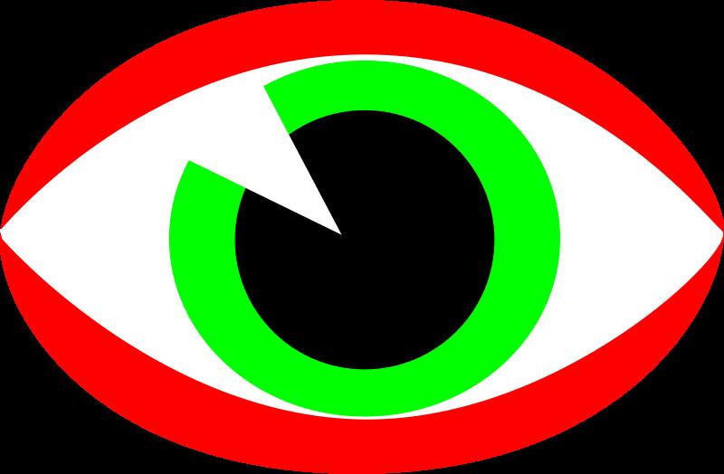 Free Eye sign