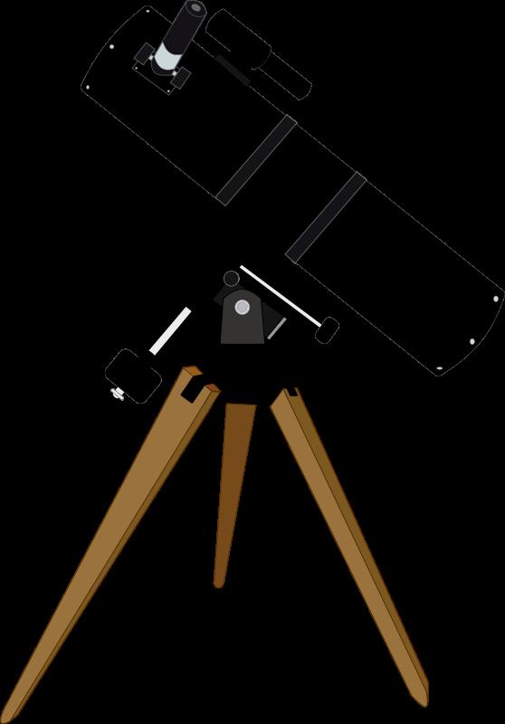 Free Reflector telescope