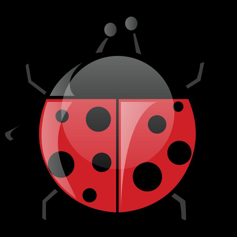 Free Clipart: Ladybug | pianoBrad