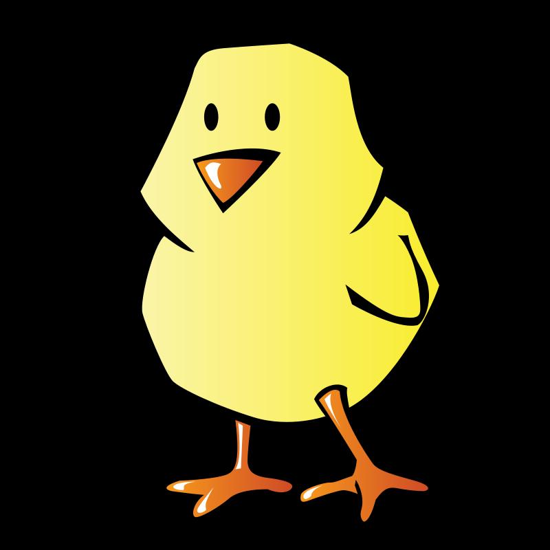 free clipart chick pianobrad rh 1001freedownloads com baby chick clip art images baby chick clipart black and white