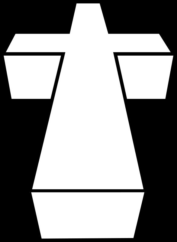 Free 3D cross