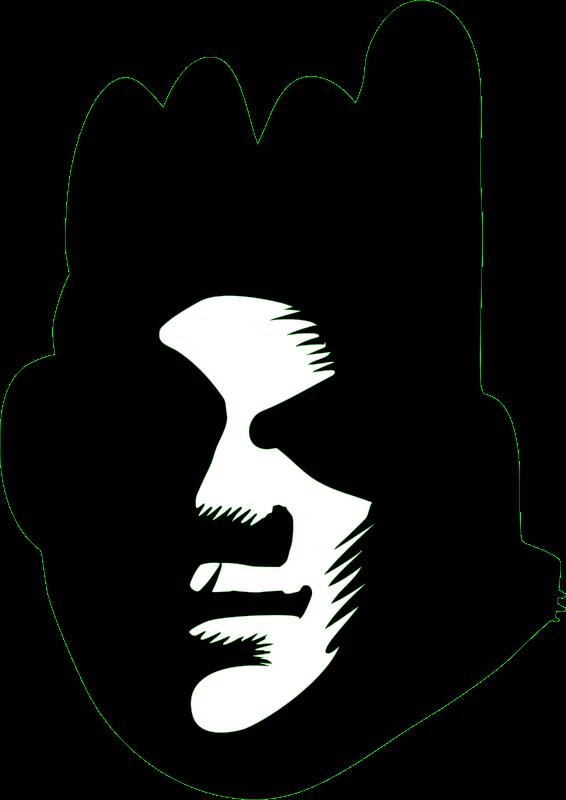 Free Black Face (graffiti)