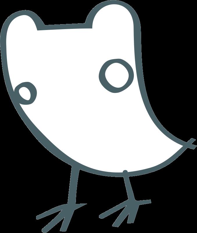 Free Birdie (graffiti)