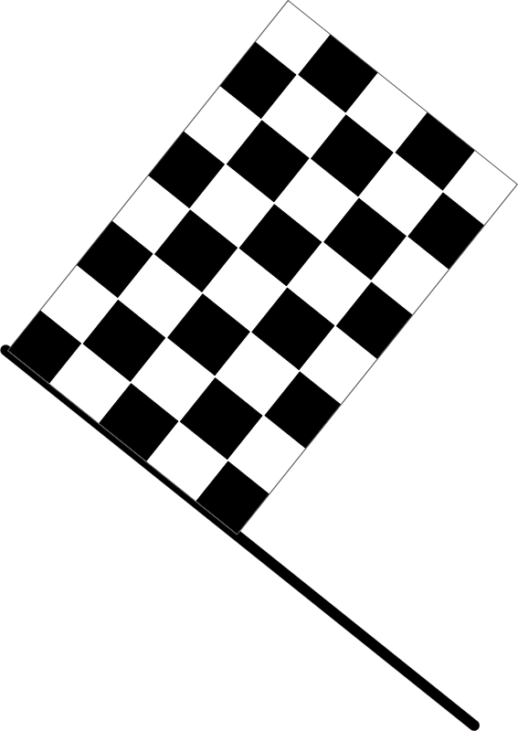 Free Checkered flag