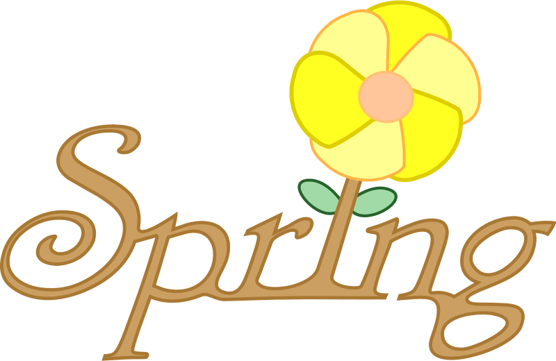 Free Spring rooted (in English)