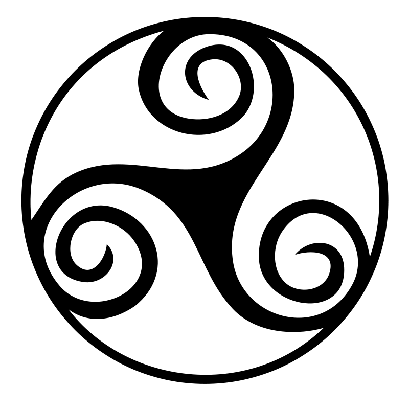 Free celtic triskell 01