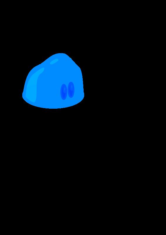 Free Blue Slime