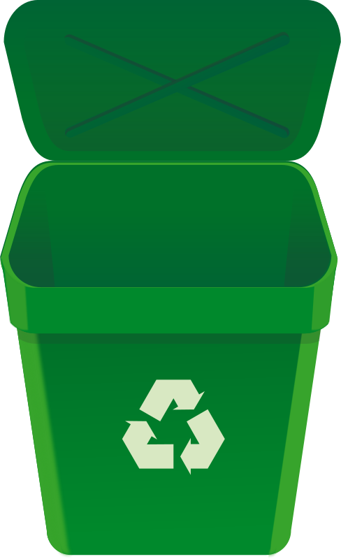Free recycle can