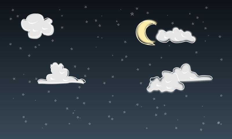 Free Night sky