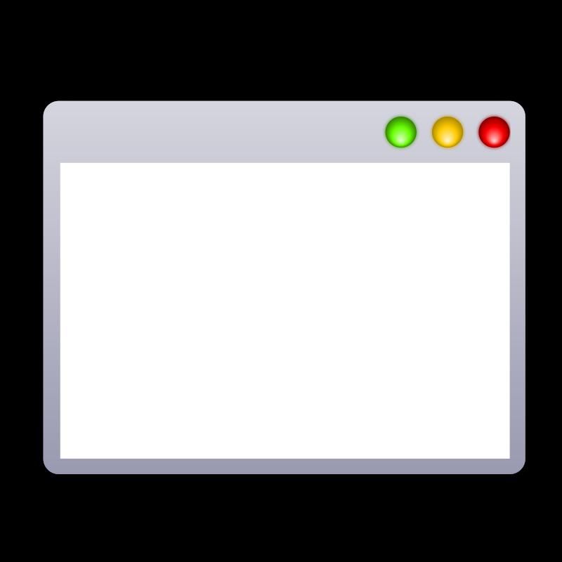 Free Window icon