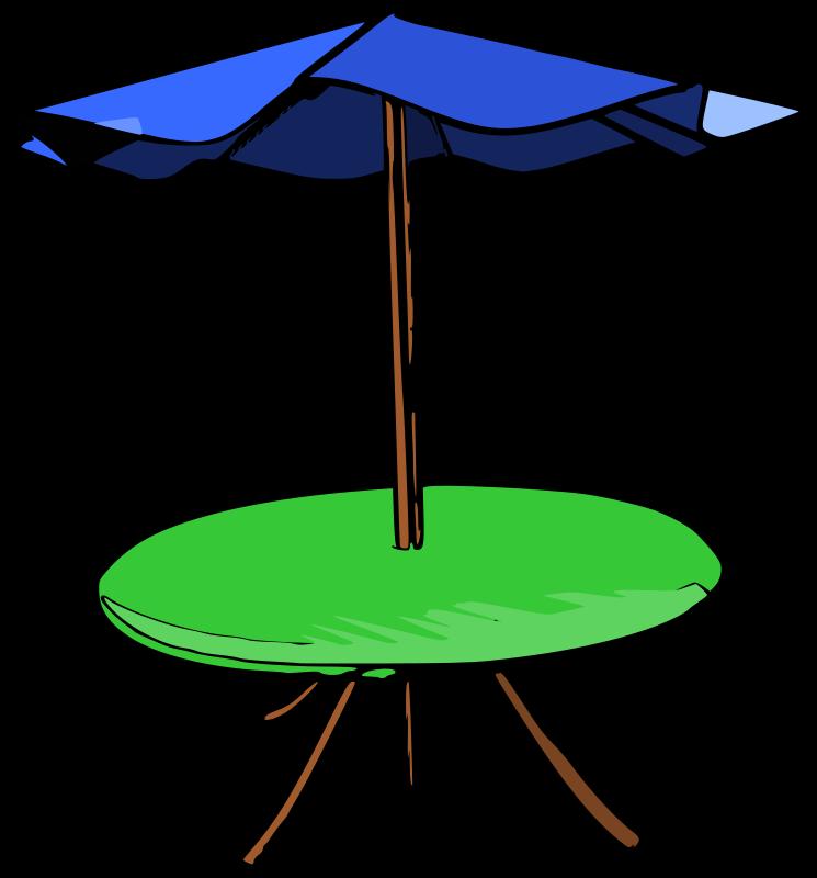 Free Table Umbrella