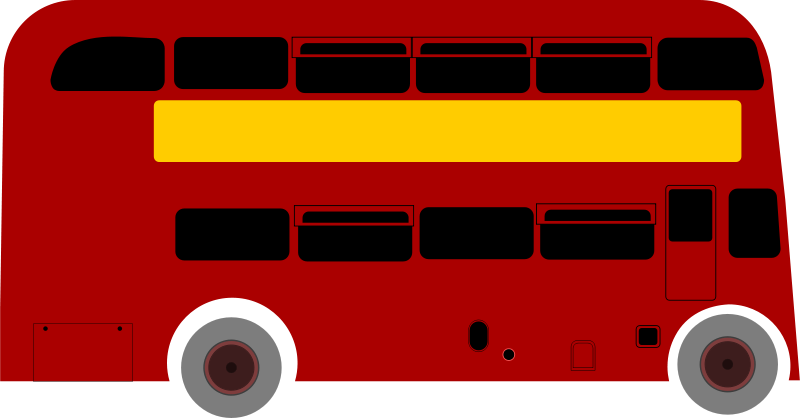 Free Double Deck Bus