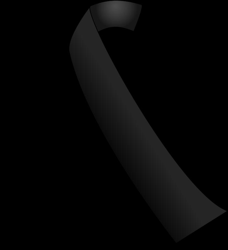 Free Black ribbon