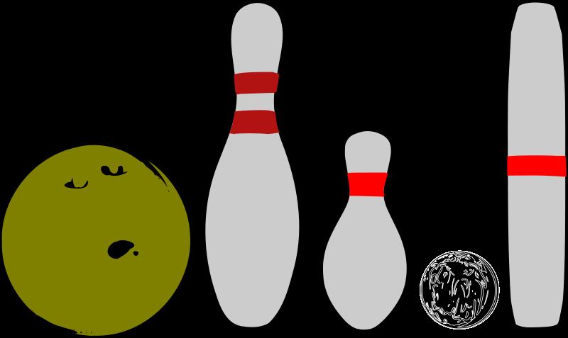 Free Bowling Pins and Balls