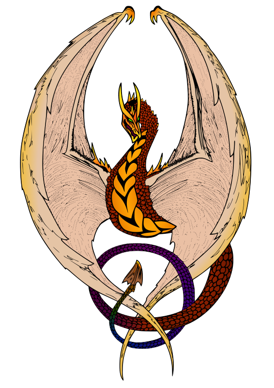 Free Wyvern (in color)