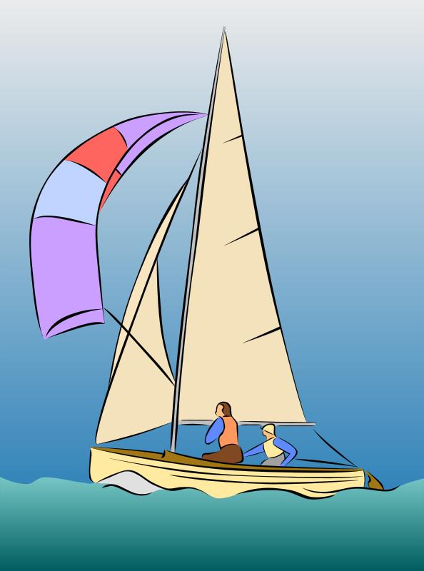 Free Sailing Dinghy