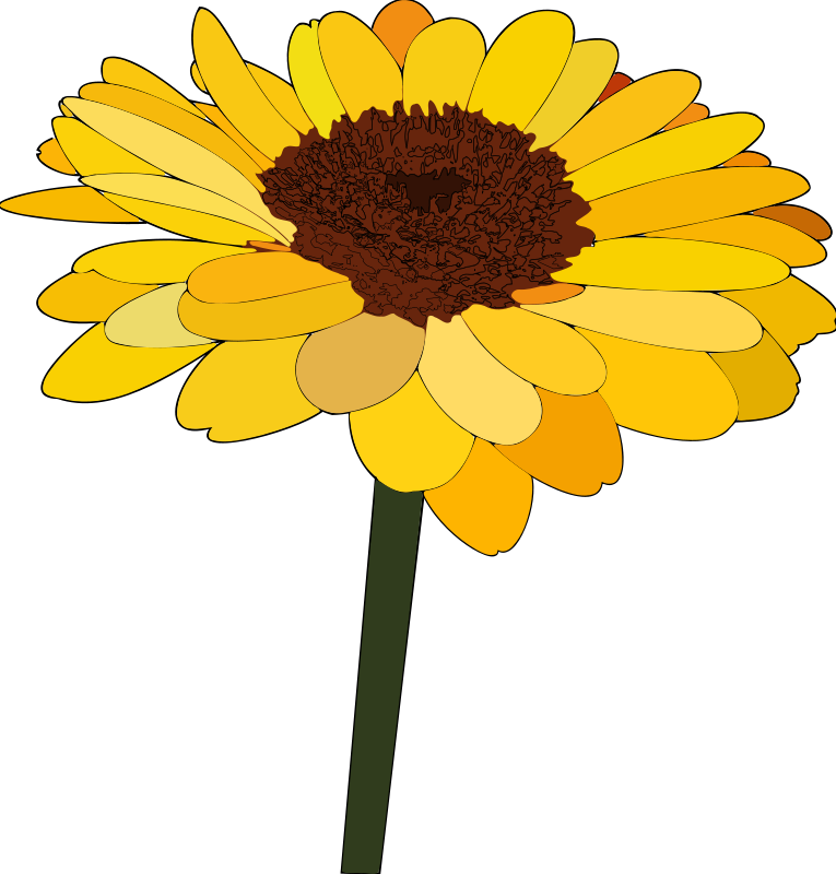 Free sunflower