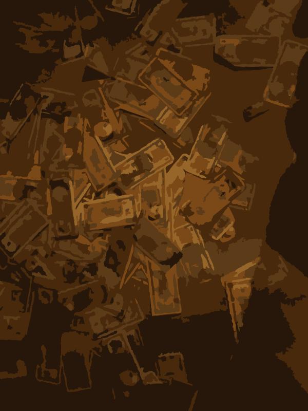 Free Clipart: Pile of bricks | rejon