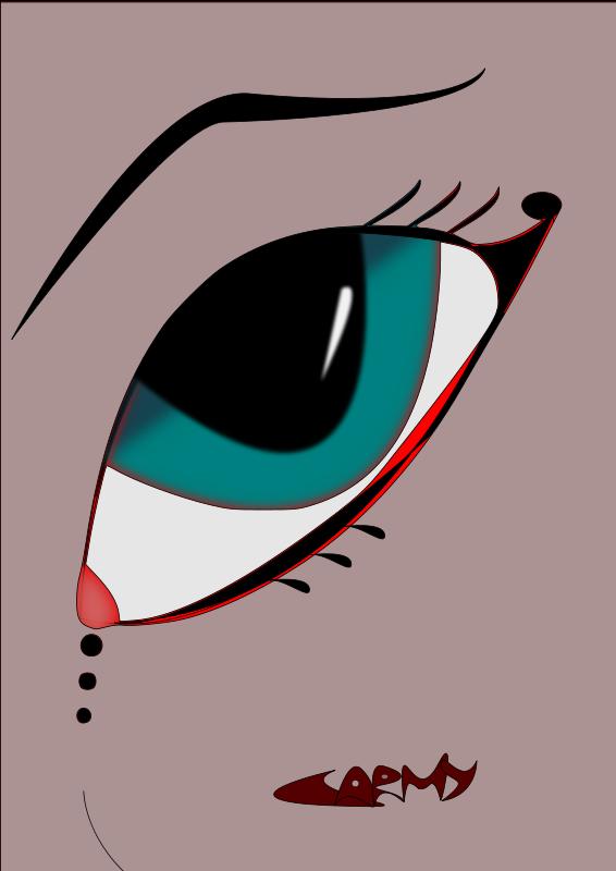 Free fantasy eye