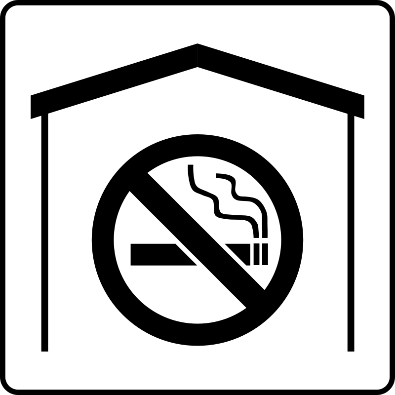 Free Hotel Icon No Smoking In Room