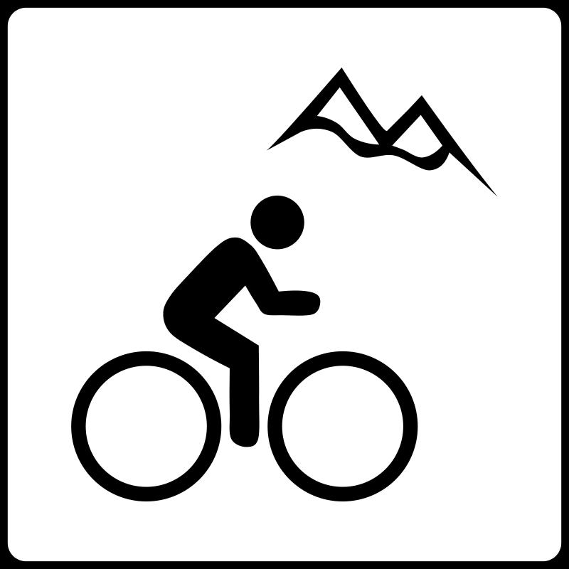 Free Hotel Icon Near Mountain Biking