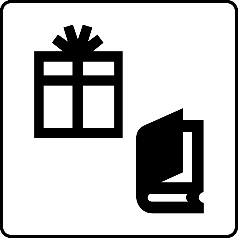 Free Hotel Icon Has Gift Shop
