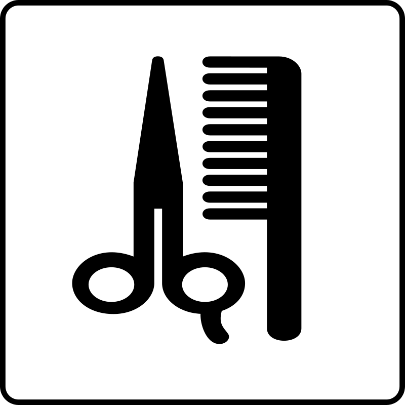 Free Hotel Icon Hair Salon