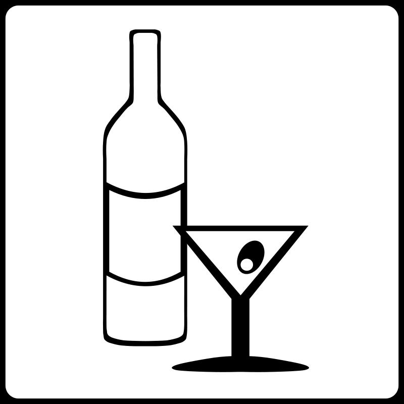 Free Hotel Icon Has Bar