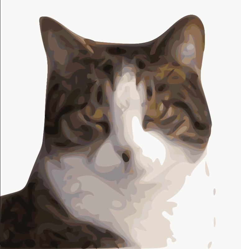 Free Cat head