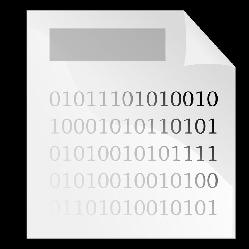 Free Binary File