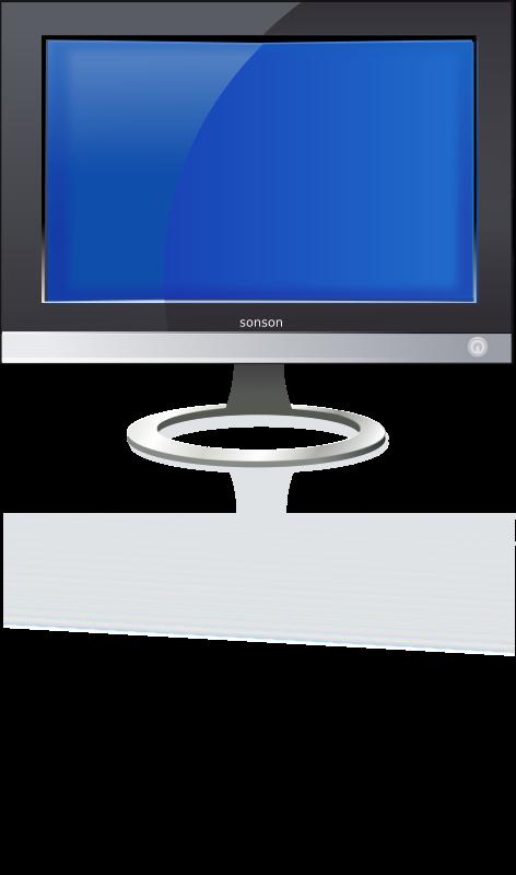 Free flat screen