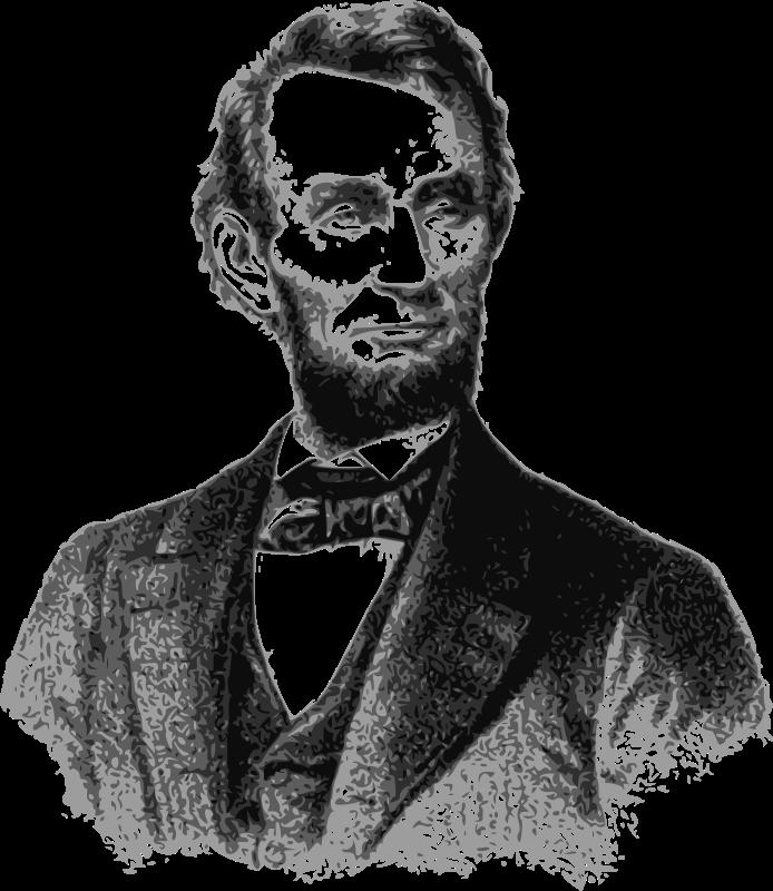 Free Abraham Lincoln - 1865