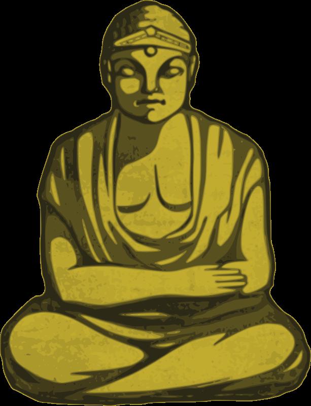 Free Golden Buddha
