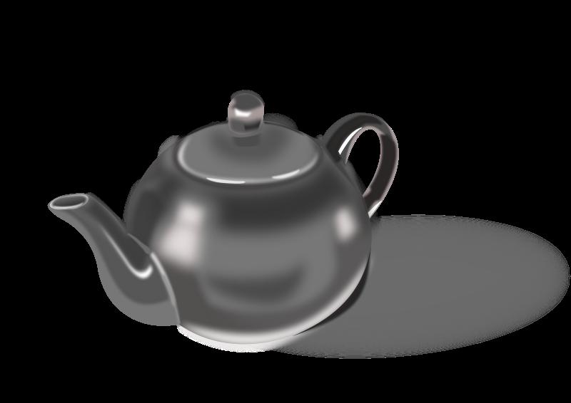 Free Tea pot