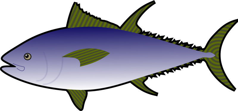 Free Clipart: Thunfish | hextrust