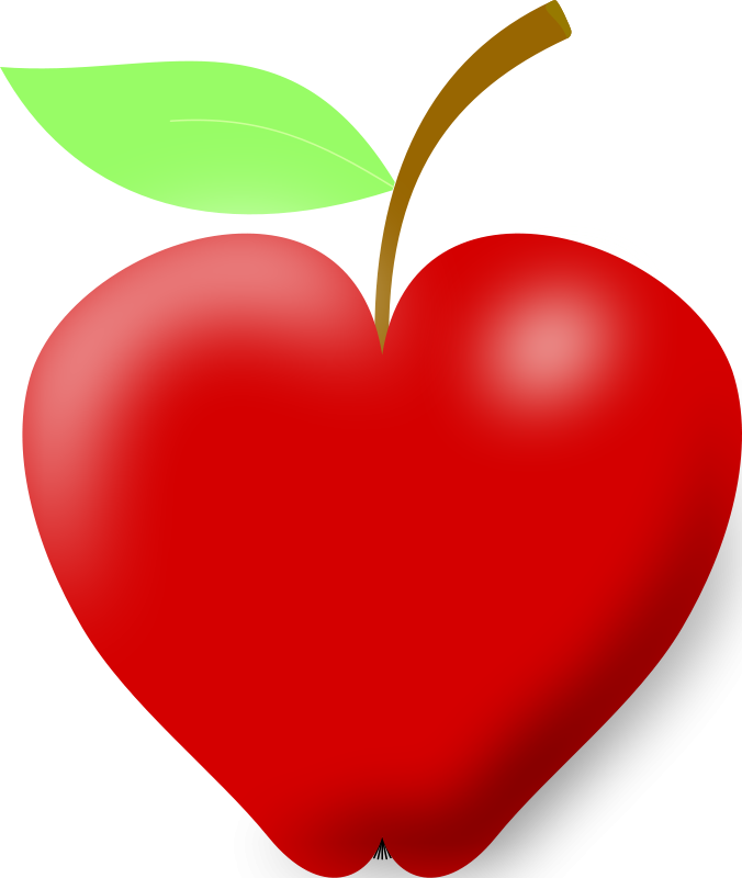 free clipart apple hextrust rh 1001freedownloads com free clipart apple chutney free clipart apple