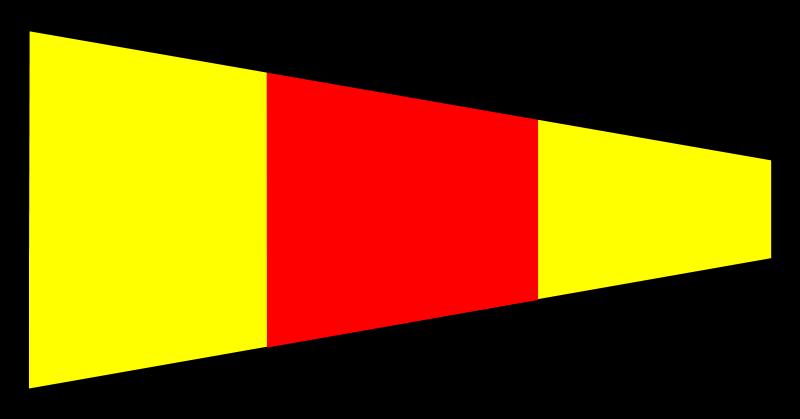 Free signalflag 0